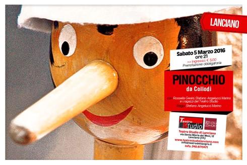 Pinocchio - Lanciano